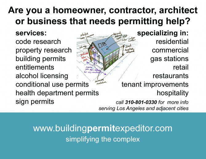 Building Permit Expeditor